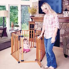 Toddleroo By North States 3 In 1 Wooden Superyard 12 Ft Baby Gate Playard Walmart Com Walmart Com