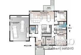 our best modern rustic house plans