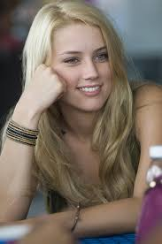 amber heard without makeup