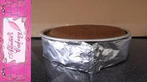 Tips Baking The best Box Cake, DIY Cake Baking Strip around tin