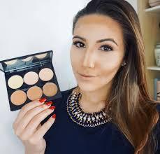 sleek makeup contour kit light review