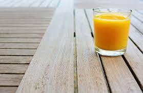 es should not drink fruit juice