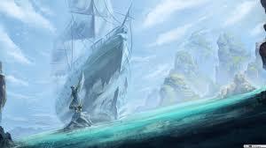 dota 2 kunkka pirate ship hd