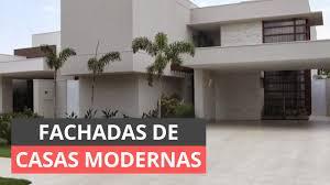 fachadas de casas modernas inspire se