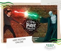 ARTE & REDE - A Very Potter Musical Brasil (2017) Assista em:  https://youtu.be/qc2kIHt2ikE Siga a rede nas redes sociais, e não perca as  oportunidades. Twitter: @arte_rede Linkedin: @arte-rede Pinterest:  @arteerede #unidosomosrede #redeepresente #