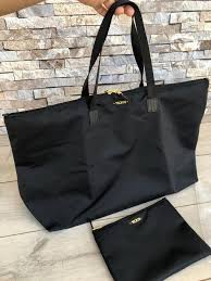tumi just in case travel tote bag