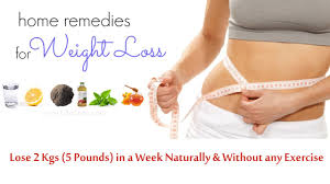4 weight loss home remes to a get