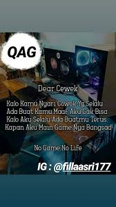 quotes anak gamers home facebook