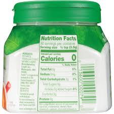 truvia natural stevia sweetener 9 8 oz