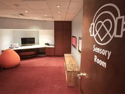Nba Creating Sensory Rooms At 19 Arenas