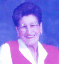 Obituary for Myrtle Graham | Westlock Funeral Home & Crematorium Ltd.