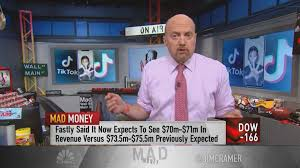 Cramer: Fastly is a buy if the stock ...