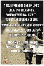 thank you my friend quotes