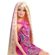 barbie dress up makeup and hairstyle