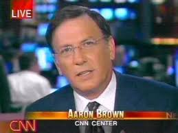 Former CNN Anchor Aaron Brown live now... - Michael Smerconish ...