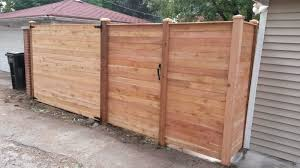Wood Fences Chicago Wood Fence Contractor Rustic Fences