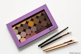 makeup geek matte neutral eyeshadows