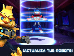 Angry Birds Transformers 1.50.2 - Download for Android APK Free