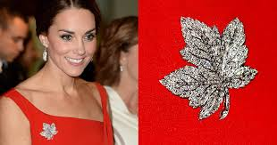 kate middleton s jewelry in canada