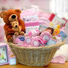 deluxe new baby gift collection