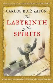 Text Publishing — The Labyrinth of the Spirits, book by Carlos Ruiz