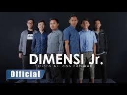 dimensi jr cinta ali dan fatima lyrics english translation
