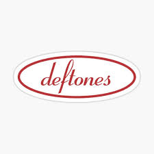 Deftones Stickers Redbubble