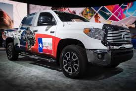 Toyota Shows Off The New Tundra At The Detroit Auto Show