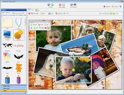 aleo photo collage maker screenshot and
