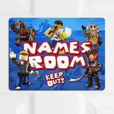 Archer Street Sign Name Kids Childrens Room Door Bedroom Girls Boys Gift For Sale Online Ebay