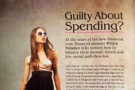Guilty About Spending by Priya Sundar - PeakAlpha
