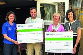 Sports stars who suffered brain injuries thank charity | Wiltshire Times