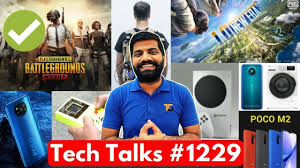 Tech Talks #1229 - PUBG Back in India, Poco X3 NFC, Whatsapp Crash, XBox  Series S, PUBG New Era - YouTube