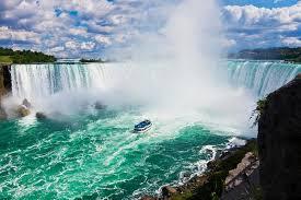 niagara falls canada with boat ride or