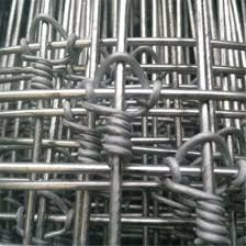 China Cattle Galvanized Hog Wire Fencing With High Quality China Bull Bar Network Farm Field Fencing