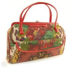 unusual vine carpet bag 47562600
