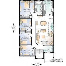 house plan 4 bedrooms 1 bathrooms