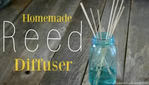 how to make a homemade reed diffuser