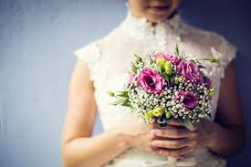 صور بوكيه ورد لعروس 2018