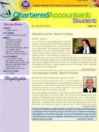 Editorial Board - Institute of Chartered Accountants of India