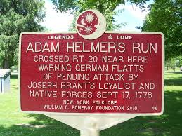 ADAM HELMER'S RUN | William G. Pomeroy Foundation