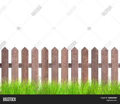 Rustic Wooden Fence Image Photo Free Trial Bigstock