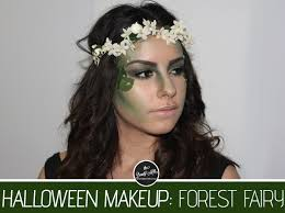 halloween makeup forest fairy the