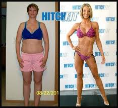 hitch fit fitness model program