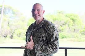 Capt. Vincent Johnson leaves as commander of PMRF | The Garden Island