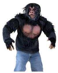monkey shirt costume accessories