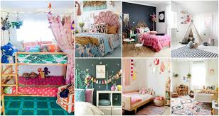 Bohemian Kids Room Designs That Feature Colorfulness And Positive Vibes