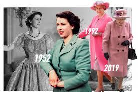 I 93 anni di Elisabetta II: una ''Regina in technicolor'' - Moda ...