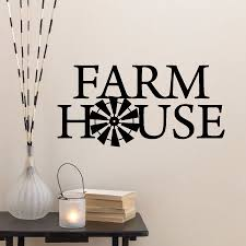 Farmhouse Wall Quotes Decal Wallquotes Com