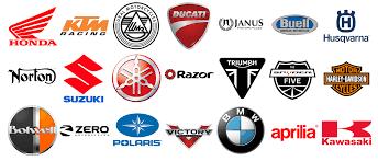 motorcycle brands and logos motorbike